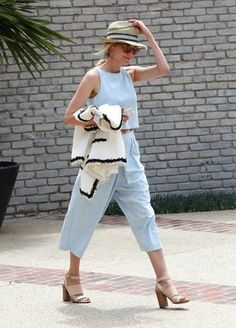 blue-light-culottes-pants-blue-light-top-crop-white-jacket-lady-sun-hat-blonde-tan-shoe-sandalh-howtowear-spring-summer-dianekruger-culottes-lunch.jpg