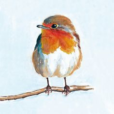 Pack of 10 140mm x 140mm WWF Robin Christmas cards with envelopes made using FSC card and printed with vegetable based inks, now just £2.04! Shop now: http://shop.wwf.org.uk