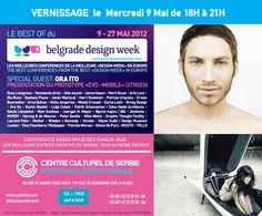 Belgrade Design Week in Paris!