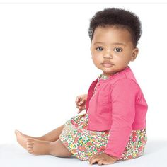 This little @carters model is serving us FACE!! And the outfit isn't bad either