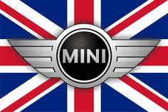 Mini Logo #MINI #MiniCooper #Rvinyl ============================= http://www.rvinyl.com/MINI-Accessories.html