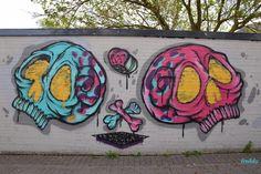 MR-X  (belgie) Streetartfestival 2014 Roeselare  belgie.