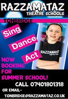 Summer School, Acting, Singing, Dance, Free, Dancing