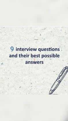 Job Interview Answers, Job Interview Preparation, Job Interview Tips, General Knowledge Book, Knowledge Quotes, Life Hacks For School, School Study Tips, English Vocabulary Words, Learn English Words