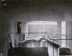 Le Corbusier, atelier Ozenfant, 1922-24