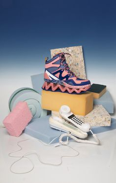 Shoe Series for 1Granary - Dom Sebastian