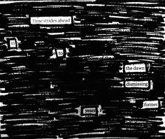 Ever forward  #newspaperpoetry #newspaperblackout #blackoutpoem #poem #amwriting #blackoutpoetry #newspaperpoem #blackoutcommunity #makeblackoutpoetry #writersofinstagram #erasurepoetry #sharpieart #poetsofig
