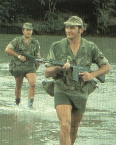rhodesian army shorts