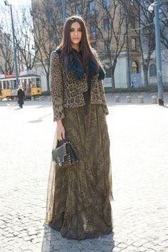 Sonam Kapoor- Milan Fashion Week