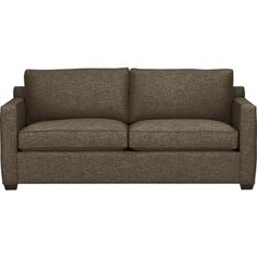 Davis Queen Sleeper Sofa from Crate and Barrel: for the rec room