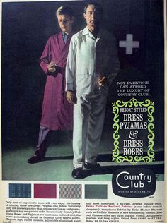 Country Club pyjamas and dressing gowns for men f723741a7