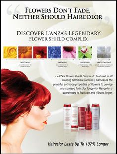 Lanza haircare.  Love this company...so excited to have it in my salon.
