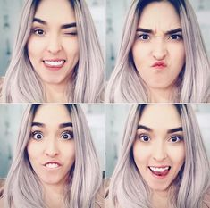 Unique Faces, Face Expressions, Man Photo, Youtubers, Long Hair Styles, Photography, Beauty, Women, Mariana