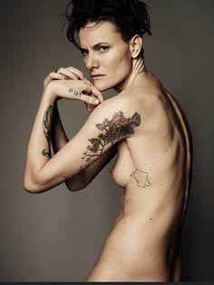 Vogue Brasil - Liberdade De Escolha Casey Legler