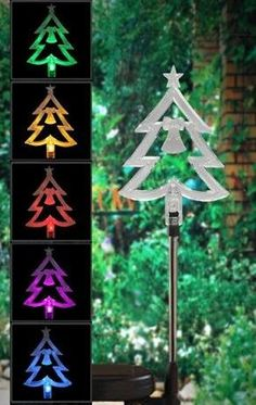 Christmas Solar Garden Lights