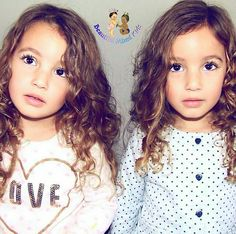 Chloë & Jenna - 5 Years • Hollander & Tunisian ❤