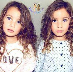 Chloë & Jenna - 5 Years • Hollander & Tunisian ❤