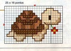 Thrilling Designing Your Own Cross Stitch Embroidery Patterns Ideas. Exhilarating Designing Your Own Cross Stitch Embroidery Patterns Ideas. Tiny Cross Stitch, Cross Stitch Cards, Beaded Cross Stitch, Cross Stitch Animals, Counted Cross Stitch Patterns, Cross Stitch Designs, Cross Stitching, Cross Stitch Embroidery, Embroidery Patterns