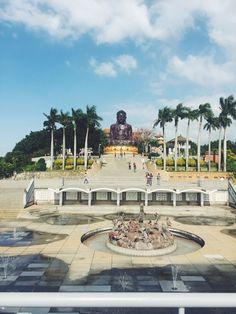 Big Buddha #taiwan #travel #guidetotaiwan