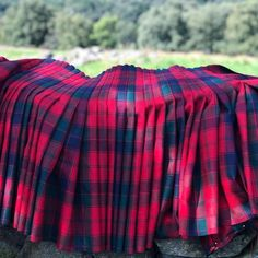 This is a traditionally made hand stitched kilt made in Scotland by us.   We pride...