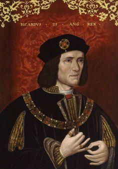 Excellent blog about Richard III programme 2013 NPG 148; King Richard III by Unknown artist