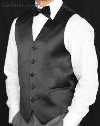 Men's Vest Solid Color - 02