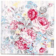 Krasilnikoff Serviettes Love Is All You Need 33/x 33/cm Lot de 20/serviettes en papier