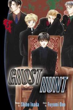 Ghost Hunt - must...watch. ..soon!