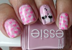 15 Inspiring Valentine's Day Nail Art Designs & Ideas 2013 For Girls | Girlshue