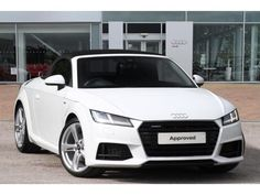 audi tt 2 0 tdi s line ultra 184ps convertible for you. Black Bedroom Furniture Sets. Home Design Ideas