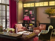 The Greenwich Hotel in Tribeca, New York on vickiarcher.com