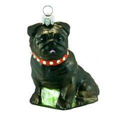 A French Bulldog Bullfinch, Glass Christmas Ornaments, French Bulldog, Polish, The Incredibles, Hand Painted, Holiday Decor, Bulldog Frances, Enamel