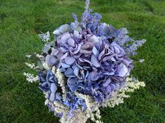 Custom Order For Marci   Floral Arrangement For by donnahubbard