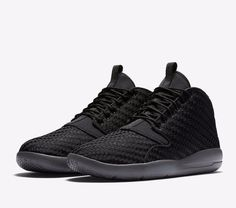 hot sale online 4f109 e853e Nike Jordan Eclipse Chukka Mens Shoes 14 Black Dark Grey 881453 001 for  sale online   eBay