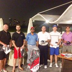 Aprils Night Golf winners! Congratulations guys great golfing  the May night series starts up this Sunday at Emirates Golf Club! Get in touch ASAP to register or for more info