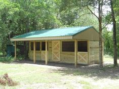 Woodys Barns: Listed in Horse Barn Construction Contractors in Saint Cloud, Florida Horse Shed, Horse Barn Plans, Horse Stalls, Mini Horse Barn, Small Horse Barns, Luxury Horse Barns, Horse Run In Shelter, Farm Plans, Cabin Plans