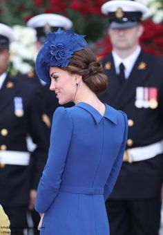 Catherine, Duchess of Cambridge attends the Official Welcome Ceremony for the Royal Tour at the British Columbia Legislature on September 2016 in Victoria, Canada. Prince And Princess, Princess Mary, William Kate, Prince William, Kate Middleton Style, Jenny Packham, Models, Royal Fashion, Duke And Duchess