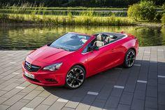 Opel Cascada Supreme - Riesenräder und Edelnähte