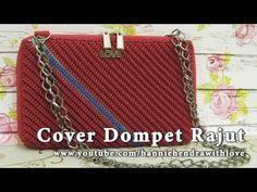 Crochet || Merajut Cover Dompet || Corner to Corner - C2C - YouTube