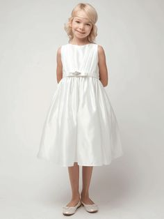 66.03$  Watch here - http://alipsw.worldwells.pw/go.php?t=32694283817 - A-Line Flower Girls Dresses For Wedding Variety of Colors Girl Birthday Party Dress Stain  Pageant Dresses for Little Girls 66.03$
