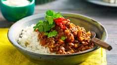 Chilli con carne: Give your dinner a kickstart and bring a classic dish out of the doldrums – all it needs is a dash of spicy flavour.