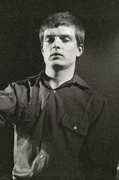 Ian Curtis / Joy Division.