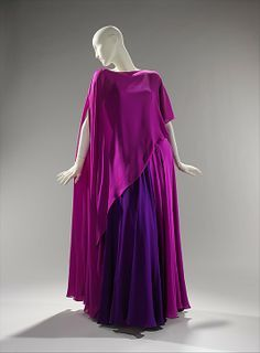 Wonderful Retro Dress - Radiant Orchid Dress - 2014 Color Trend Pantone