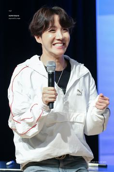 BTS J-HOPE .. Hobi is so freaking ccuttteee in this..