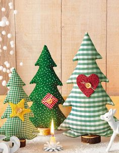 Crafts Example Of Fabric Fir Trees Sew For Christmas . Fabric Crafts Example of fabric fir trees sew for Christmas . Wood Crafts fabric craftsFabric Crafts Example of fabric fir trees sew for Christmas . Christmas Fabric Crafts, Christmas Sewing, Christmas Crafts, Christmas Decorations, Christmas Ornaments, Christmas Wood, Halloween Fabric Crafts, Dough Ornaments, Christmas Ideas