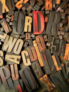 conchahuerta: itieh: Typography ( by ~Rachel-Speed )