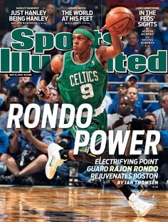 Sport Illustrated Cover