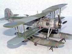 Fairey Swordfish Floatplane Mk.I by Adam O'Brien (Tamiya 1/48)