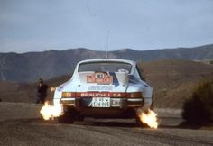 ra Jean-Robert Corthay - Bruno Reali-Porsche 911 SC Gr.4-Dagand Racing-Rallye Monte Carlo 1983