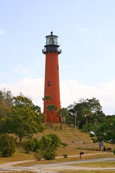 Jupiter Inlet, FL; built in 1860